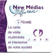 New medias diffusion. A Design, Illustration, Motion Graphics, Software Development, UI / UX&IT project by olivier DAURAT         - 26.08.2011