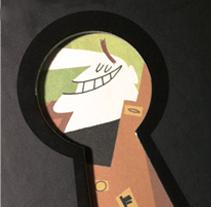 Mi vecino de abajo. Un proyecto de Ilustración de Fran Collado - 03-09-2011