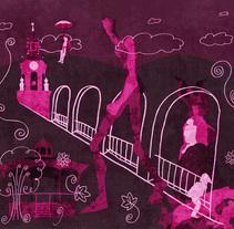 Ilustración para packaging. Um projeto de Design e Ilustração de Raul Piñeiro Alvarez         - 06.09.2011