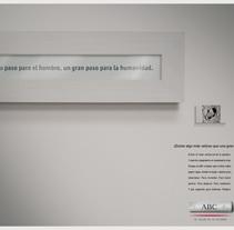 El valor de la palabra. A Design, and Advertising project by Luis Moreno  - 20-09-2011