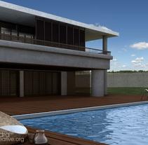 Exterior VRay. Un proyecto de Diseño, Instalaciones y 3D de Diseño de Interiores         - 21.09.2011