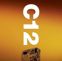Convergencia 2012. Un proyecto de Diseño, Ilustración, Publicidad y Fotografía de Refrito Studio         - 01.10.2011