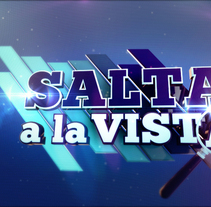 Salta a la vista. A Motion Graphics, Film, Video, TV, and 3D project by Félix Marín Grachitorena         - 01.10.2011