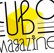Identidad corporativa CUBO Magazine. A  project by dramaplastika - 26-10-2011