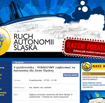 RAS, web para las elecciones. Un proyecto de Diseño e Informática de Kinga  - 25-10-2011