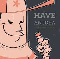 Idea. A Illustration project by Yago Juez Deusto - 29-10-2011