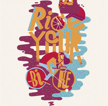 Ride your bike. A Design&Illustration project by Jose Miguel Méndez Cristina         - 29.10.2011