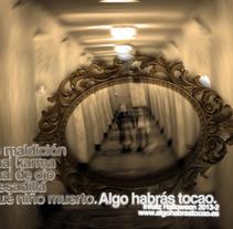 Halloween 2013-2. Un proyecto de Diseño y Fotografía de Carlos J. de Pedro - 31-10-2011