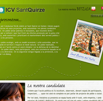 ICV Sant Quirze. A  project by Carlos Narro Diego - 31-10-2011