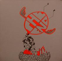 ''THEND''. Um projeto de Ilustração de Natxo  Ramirez Garcia - 08-11-2011