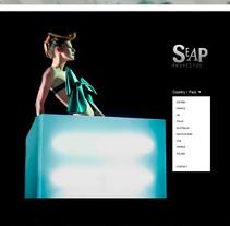 Seap. Un proyecto de Diseño, Publicidad, Desarrollo de software y UI / UX de Toni Fornés         - 09.11.2011