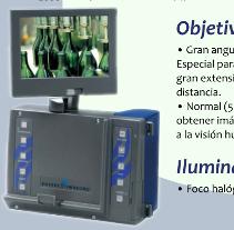 Folleto SICARM. Un proyecto de Diseño, Fotografía y Publicidad de AOH  - 10.11.2005