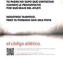 El código atlético. A Design, and Advertising project by luis gómez muñoz         - 26.11.2011