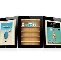 Libros electrónicos. eBooks. Um projeto de Design, Desenvolvimento de software e UI / UX de María José Arce         - 03.12.2011
