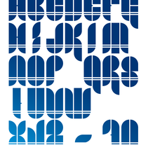 Surf '70 Typography. A Design&Illustration project by Naone  - Dec 06 2011 11:05 PM