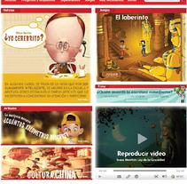 Muy Interesante Kids. Um projeto de  de Ilusma Diseño         - 13.12.2011