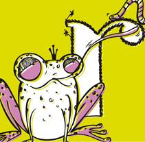 Abecedario infantil ilustrado. Um projeto de Design e Ilustração de Elvira Rojas         - 19.12.2011