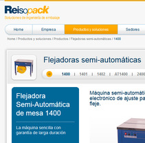 Reisopack. A Software Development&IT project by Sílvia Clavera Ibáñez         - 21.12.2011