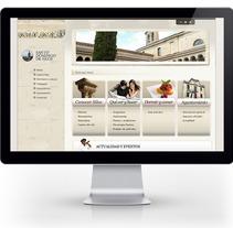 Santo Domingo de Silos. Un proyecto de Diseño y Desarrollo de software de chicote - 25-12-2011