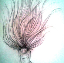 Ninfa. Un proyecto de Ilustración de Maria Jesus Garcia Muñoz         - 31.12.2011