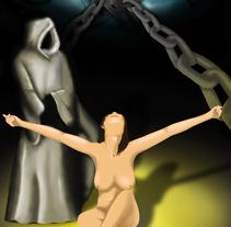 Redención. Um projeto de Ilustração de Max Curo De la cruz         - 02.01.2012