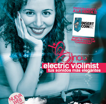 Prensa Deejay Magazine (B-linda). A Design, Advertising, Music, and Audio project by KikeNS         - 03.01.2012