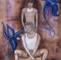 Amsita. Um projeto de Ilustração de Cristina Macaya         - 24.01.2012