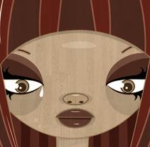 Lonely. Un proyecto de Diseño, Ilustración e Ilustración vectorial de Irene Ibáñez Gumiel - 24-01-2012
