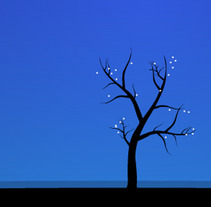 Blue - interactivo. A Design, and Motion Graphics project by Gonzalo Cardenete Burgos - 02-02-2012