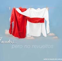 Juntos. Um projeto de Publicidade de Mariona Mercader Farrés         - 09.02.2012