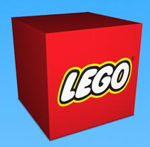 Lego, Made in Spain. Un proyecto de Ilustración y 3D de Andrew Pyott - 12-02-2012