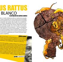 Ilustración de textos . A Design&Illustration project by Beatriz Chaves Bueno         - 19.02.2012