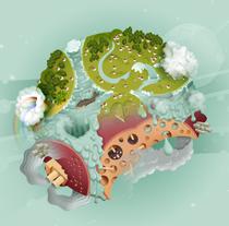 Un mundo de bajo consumo. Um projeto de Design e Ilustração de David Sierra Martínez - 25-02-2012