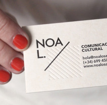 Noa L.. A Design project by Rocío   Ballesteros - 09-03-2012
