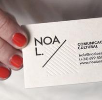 Noa L.. A Design project by Rocío   Ballesteros - Mar 09 2012 04:25 PM