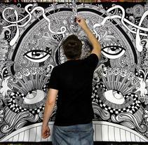 MASCARITA. Un proyecto de Diseño e Ilustración de Rafael Bertone - 15-03-2012