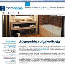 Hydrodiseño. Un proyecto de Desarrollo de software, UI / UX e Informática de Jaime Martínez Martín         - 16.03.2012