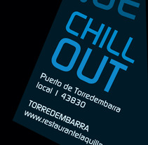 Targeta chill out. A Design project by Iolanda Domènech         - 27.03.2012