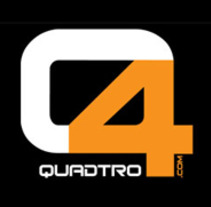 Quadtro magazine. Um projeto de Design e Ilustração de Pipiripi Designs         - 29.03.2012