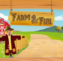 Farm & Fun. Un proyecto de Diseño e Ilustración de Alberto  Gutiérrez Bárcena - Viernes, 30 de marzo de 2012 22:44:21 +0200