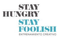 Stay Hungry Stay Foolish. A Design, Advertising, Installations, and Software Development project by Lucas Daglio - 02-04-2012