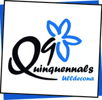 Logotip Quinquennals 2009. A Design, and Advertising project by Ruth Sabater         - 04.04.2012