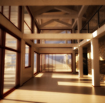 Casa Eben. A Design, Motion Graphics, and 3D project by Valentín Barattini         - 17.04.2012