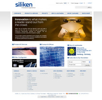 Siliken. A Design, Software Development, and UI / UX project by seven  - Apr 17 2012 06:28 PM