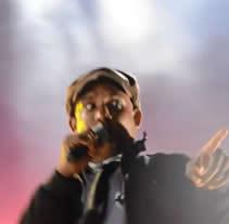 Jandy Feliz en el Ulima Fest. Un proyecto de Música, Audio, Cine, vídeo y televisión de Jose Antonio Rios         - 23.04.2012