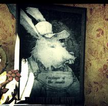 Haunted. Un proyecto de Ilustración, Música, Audio, Cine, vídeo, televisión y 3D de Gianfranco Bonadies         - 25.04.2012