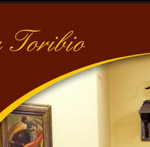 Toribio Anta Web (Wordpress). A Design, and Software Development project by Gloria Peiró Pérez         - 30.04.2012