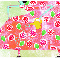 Prensa. A Illustration project by yolanda mosquera         - 05.05.2012