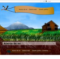 Diseño web. Um projeto de Design, Desenvolvimento de software e Informática de Oscar M. Rodríguez Collazo - 12-05-2012