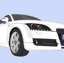 Audi TT Vector thumbnail